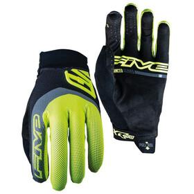 FIVE XR Pro Handschuhe gelb/schwarz